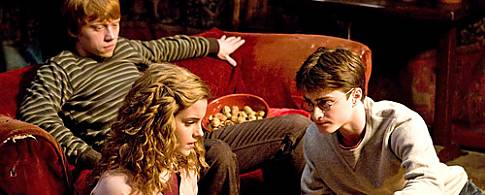 HP and Half-Blood Prince