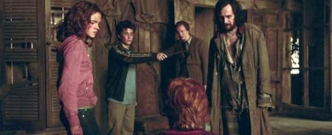 HP and Prisoner of Azkaban