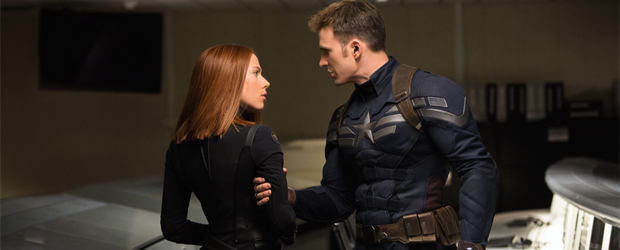 Captain America The Winter Soldier 2